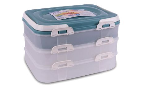 Orion Přenosný box na potraviny 3 patra 123949