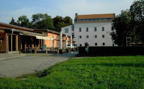 Moravský kras: Hotel Zámecká Sýpka