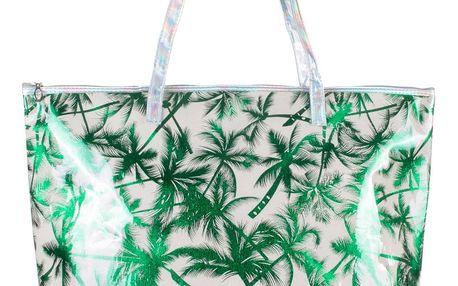 Fashion Icon Dámská plážová taška letní lesklá