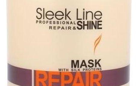 Stapiz Sleek Line Repair 1000 ml maska pro poškozené vlasy pro ženy