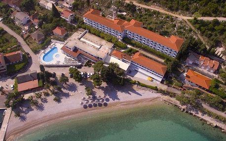 Chorvatsko, Jižní Dalmácie, vlastní dopravou na 8 dní