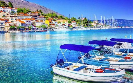 Řecko, letecky na 10 dní