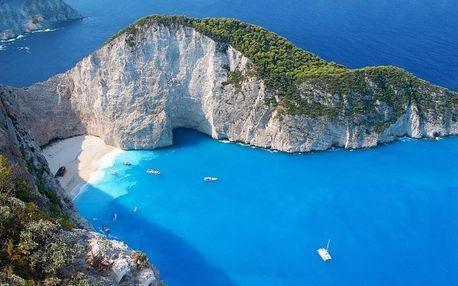 Řecko, autobusem na 13 dní