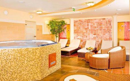 Győr ve 3* budově Hotelu Kálvária se vstupem do lázní a wellness + polopenze