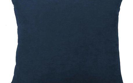 Albani Povlak na polštářek Monaco tmavě modrá, 50 x 50 cm