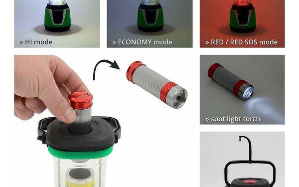 Svítilna na dálkové ovládání Cattara LED 300lm 131503