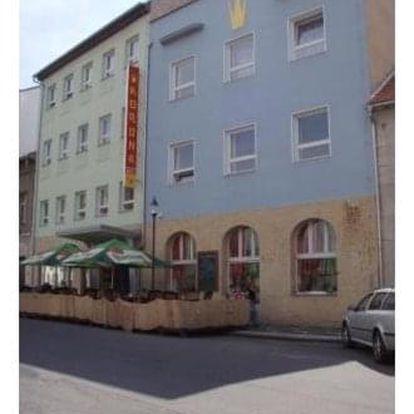 Roudnice nad Labem, Ústecký kraj: Hotel Koruna