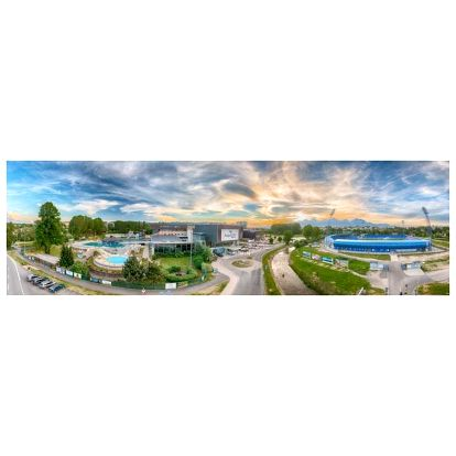 Slovensko, Poprad, vlastní dopravou na 2 dny