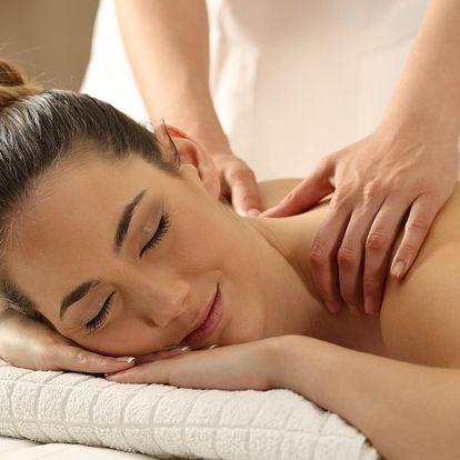 Dárkový poukaz na masáž dle vlastního výběru
