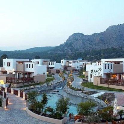 Řecko, Rhodos, letecky na 8 dní