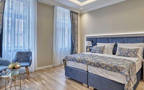 Stylový 4* hotel ve Varech přímo u kolonád
