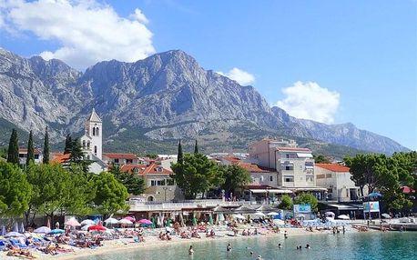 Chorvatsko, Střední Dalmácie, letecky na 8 dní