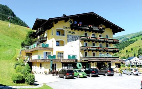 Rakousko - Saalbach - Hinterglemm na 4 dny, all inclusive