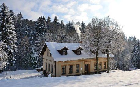 Vysoké nad Jizerou, Liberecký kraj U Lípy - pohostinství a ubytování