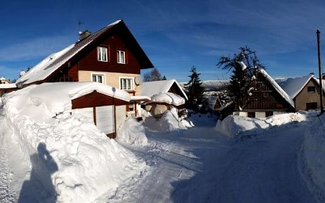 Vysoké nad Jizerou, Liberecký kraj Apartmán Klíma