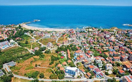 Bulharsko, Lozenec, letecky na 8 dní