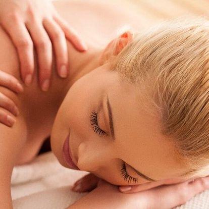 40 či 60min. masážní balíček pro dokonalou relaxaci