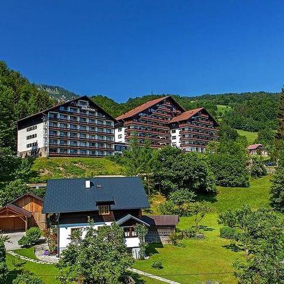 Rakousko - Horní Rakousko na 8 dnů, polopenze