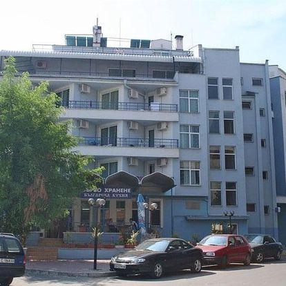 Bulharsko, Sozopol, vlastní dopravou na 8 dní