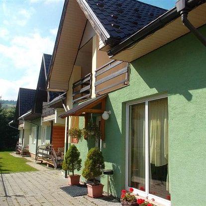 Slovensko, Orava, vlastní dopravou na 8 dní