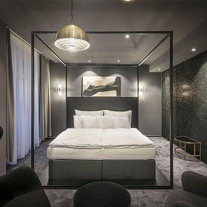 Luxusní dovolená s wellness i polopenzí v Pytloun Grand Hotelu Imperial**** v Liberci