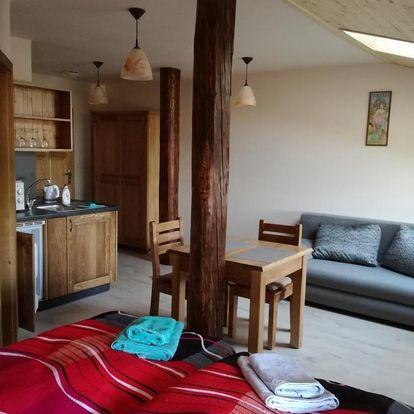 Krásy Broumovska: Ubytovani na hradbach