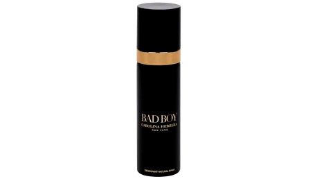 Carolina Herrera Bad Boy 100 ml deodorant deospray pro muže