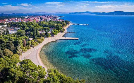 Jednodenní koupání Chorvatsko, Vodice | Nástupní místa celá ČR | Autobusový zájezd