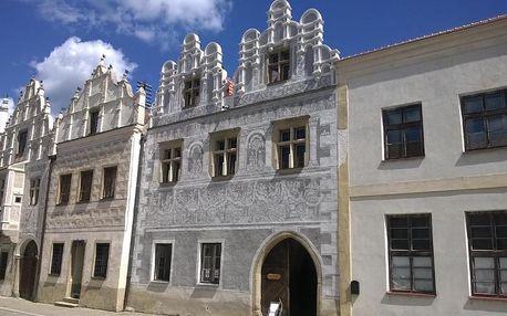 Česká Kanada: Ubytování U Giordanů