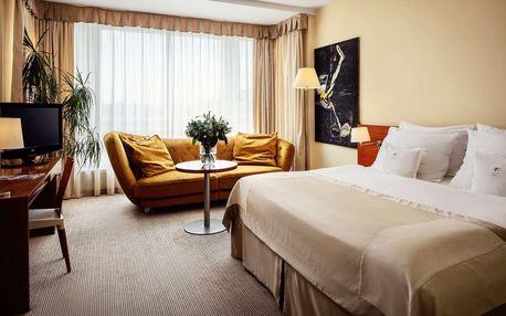 Až 5 dní v designovém Art Hotelu Praha**** jen 10 minut od centra včetně snídaně