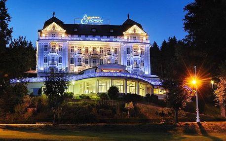 Pohádkově pětihvězdičková dovolená v hotelu Esplanade Spa & Golf Resort***** v Mariánkách