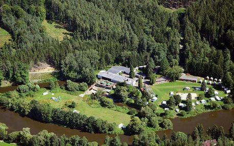 Lázně Bechyně, Jihočeský kraj: Camping Na Staré Papírně