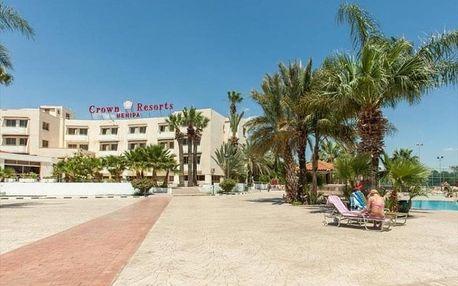 Kypr, Larnaca, letecky na 15 dní