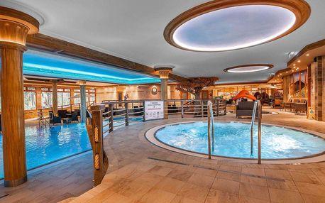 Rodinný wellness pobyt v Aqua Sport Hotel***