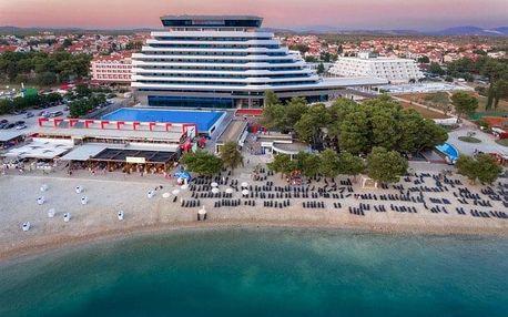 Chorvatsko, Severní Dalmácie, autobusem na 10 dní