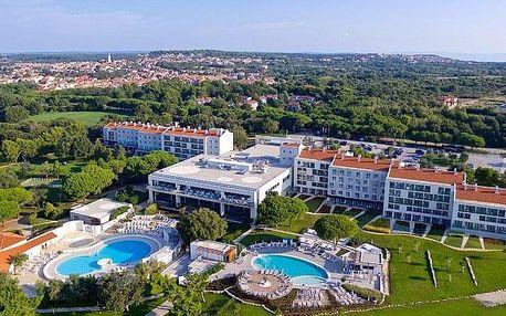 Chorvatsko, Istrie, vlastní dopravou na 8 dní