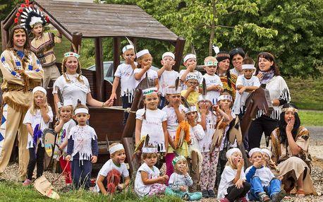 Pohádkové příměstské tábory pro děti od 3 let