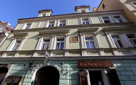 Praha na 4 dny, snídaně v ceně