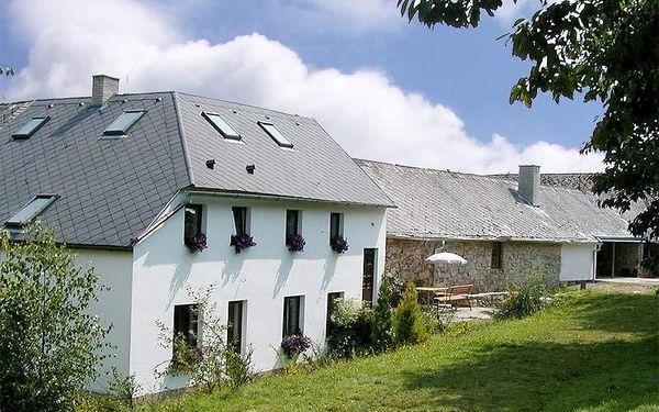 Telč, Vysočina: Penzion Javořice