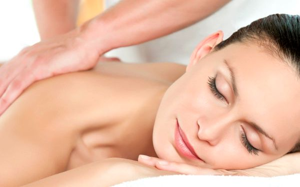 Klasická masáž i masáž dle vlastního výběru