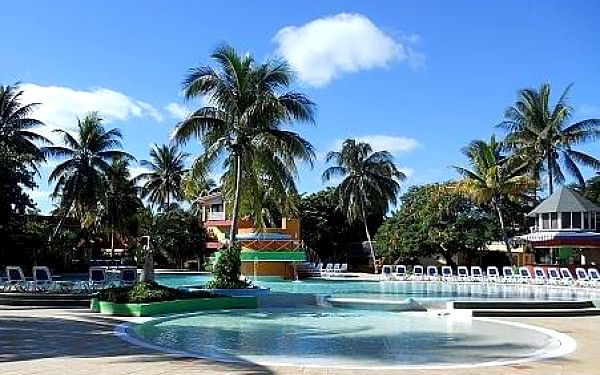 Villa Tortuga, Kuba, letecky, all inclusive2