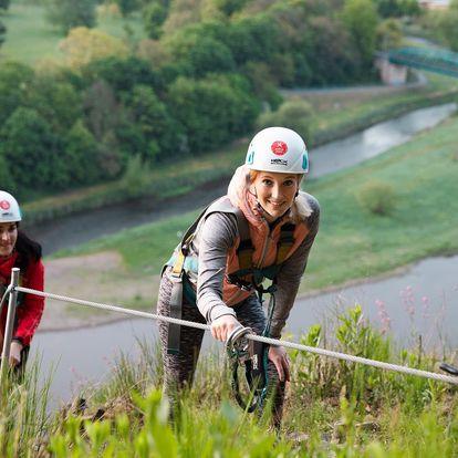 Dámská jízda s paddleboardy, koloběžkami i grilováním v Českém Švýcarsku od Active pointu