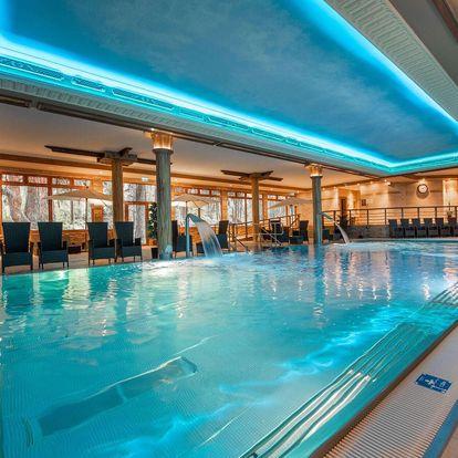 Vstupy do wellness - vodního a saunového světa ve Sportcentru Púchov