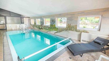 Vysoké Taury: Pobyt v Hotelu Sonnhof *** s polopenzí, wellness a řadou výhod
