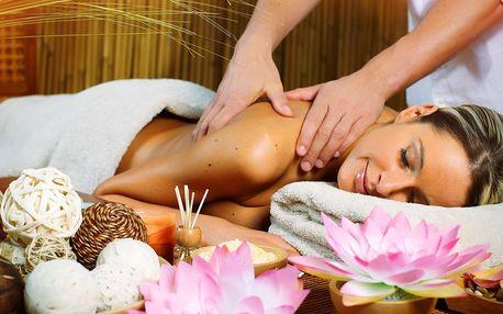Thajská masáž pro tělesnou i duševní rovnováhu