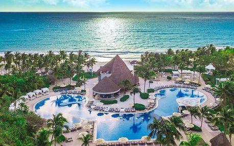 Mexiko - Cancún letecky na 12-14 dnů, all inclusive