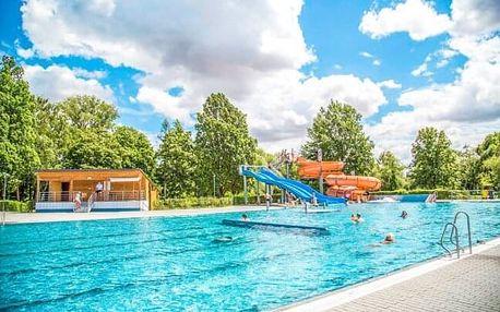 Jižní Morava: Hodonín v Hotelu Panon *** s chutnou polopenzí, 40 % slevou na letní koupaliště + další výhody