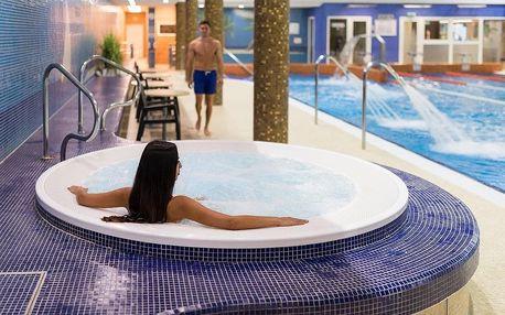 Praha 9, Wellness Hotel Step**** s luxusním wellness