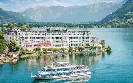 Rakousko, Zell am See: Grand Hotel Zell am See