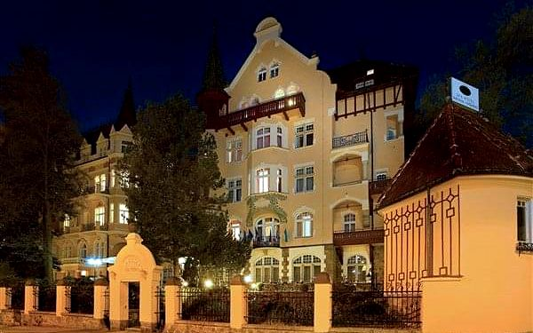 SMETANA - VYŠEHRAD - Karlovy Vary, Západní Čechy, vlastní doprava, polopenze5